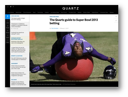 The Quartz